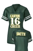 Canyon High School Jersey