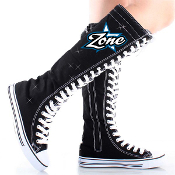 Zone Knee High Canvas (not Converse Brand)