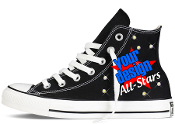 Custom Converse with your design