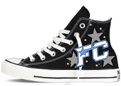Forever Cheer Custom Converse