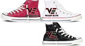 Valley Elite Custom Converse
