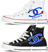 Cheer Challenge Allstars Custom Converse