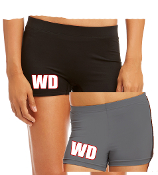 Alemany Dance Boy Shorts